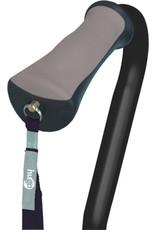 Hugo® Vierpoot wandelstok verstelbaar