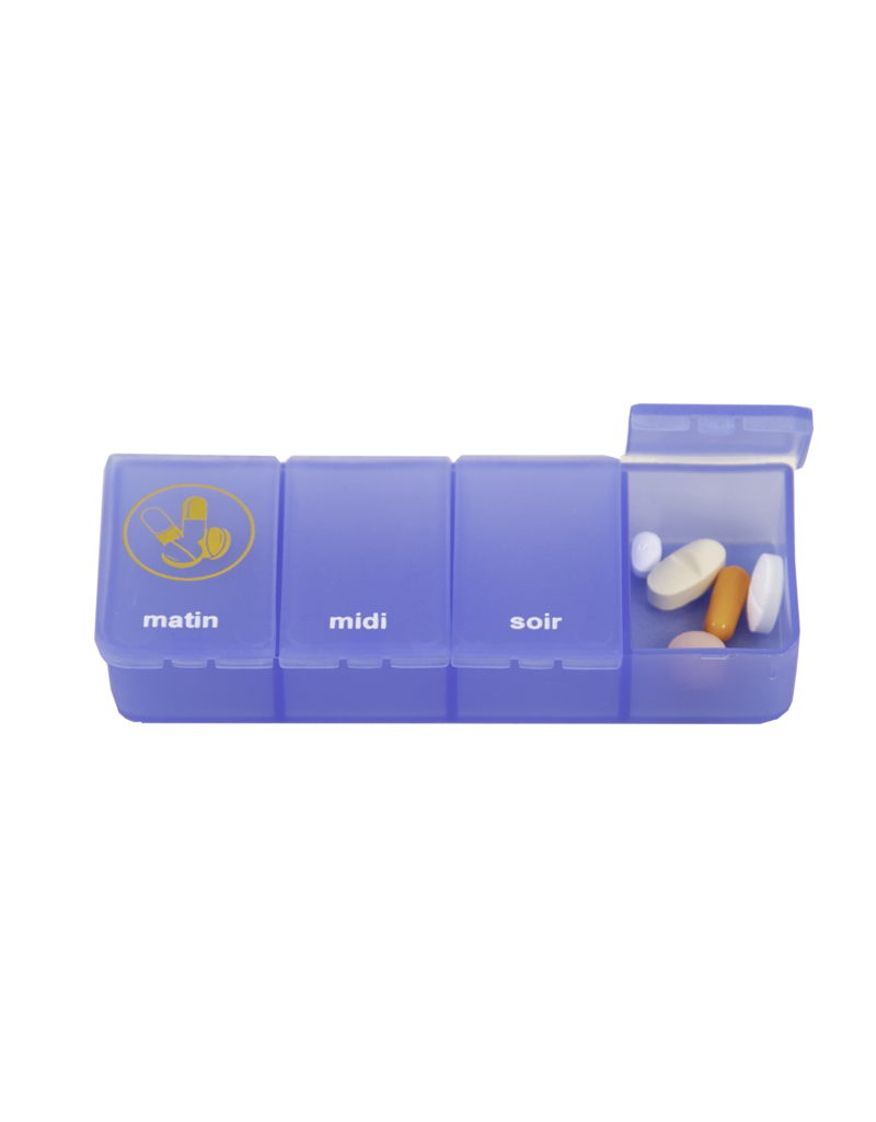 Able2 Pillenbox 1 week - 3 vaks /4vaks