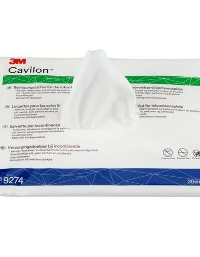 3M 3M™ Cavilon™ Verzorgingsdoekjes bij Incontinentie - pak 8 stuks