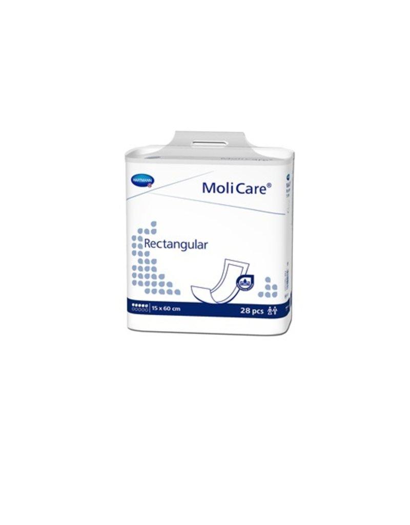 MOLICARE MoliCare Rectangular 5d 15x60 28 p/s