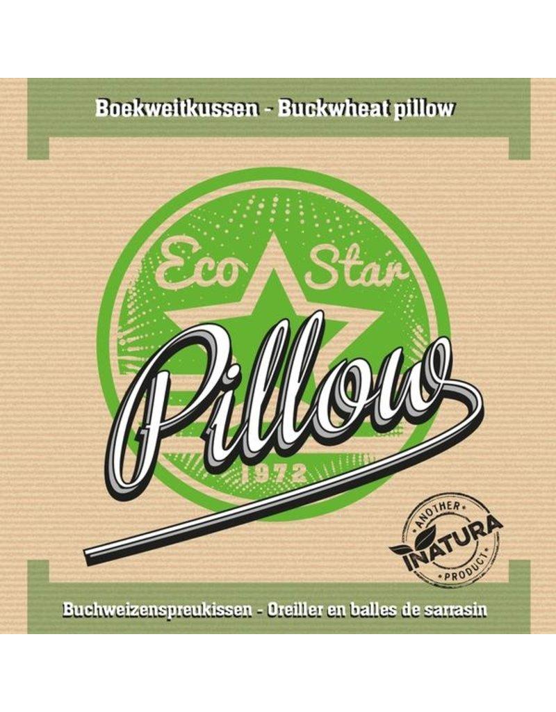 ecostar ECOSTARPILLOW -boekweitkussen
