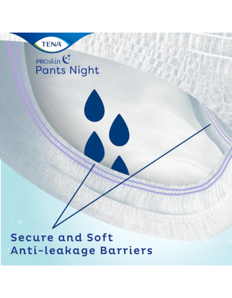 Tena TENA ProSkin Pants Night Super