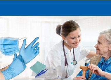 Materiaal voor verpleegkundigen