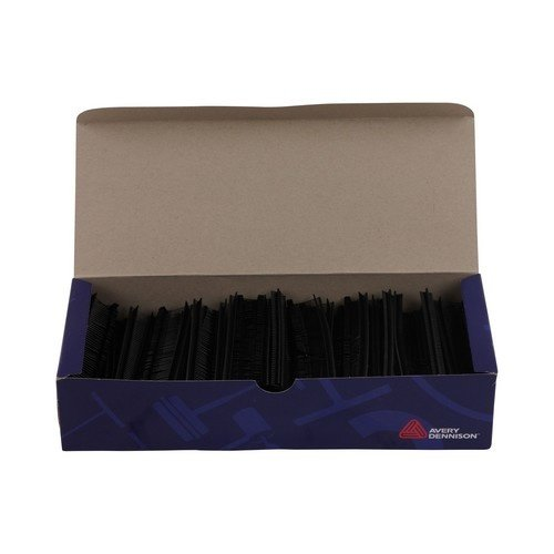 Riddersporen Avery Dennison nylon - Standaard - 15 mm á 5000 stuks - Zwart