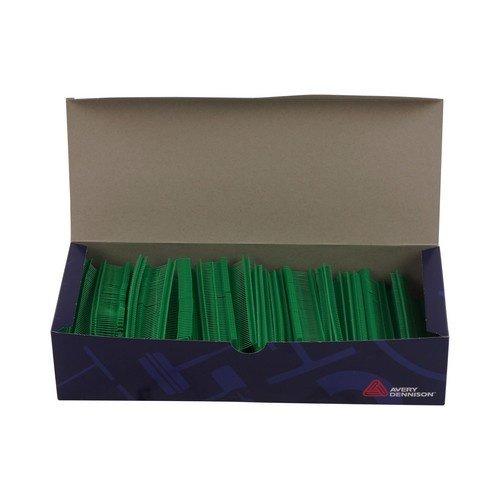 Riddersporen Avery Dennison nylon - Standaard - 15 mm á 5000 stuks - Groen
