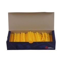 Riddersporen Avery Dennison nylon - Standaard - 15 mm á 5000 stuks - Geel