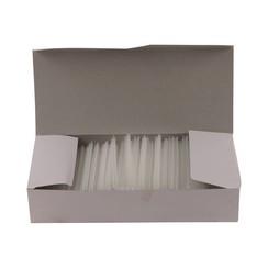 Riddersporen polypropeen - Standaard - 15 mm á 5000 stuks - Wit