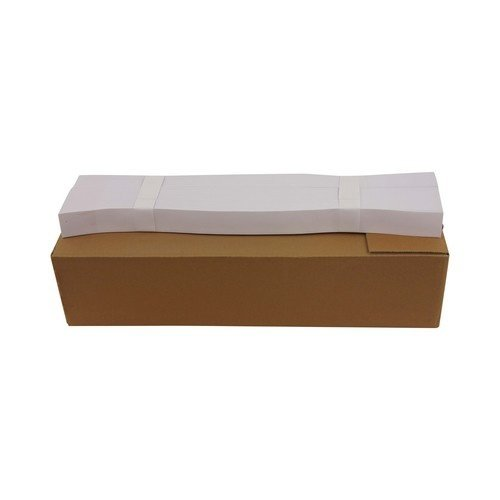 Overhemdbanden - 56x4 cm - Wit - 6000 stuks