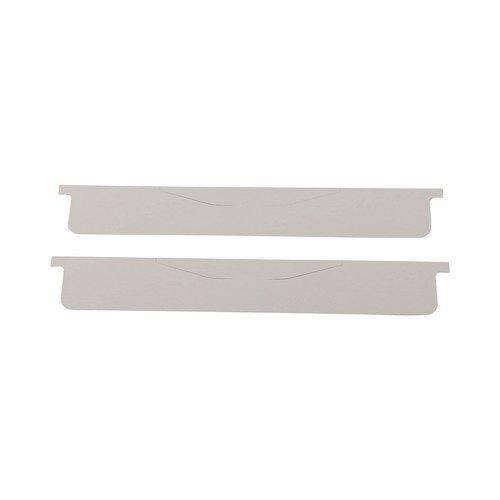 Kraagband karton - Kraagsteun voor overhemden - Wit - 2000 stuks