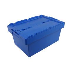 Opslagbak blauw