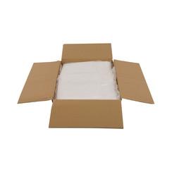 Transparante dekbed zakken | 120 x 240 cm | 50 stuks