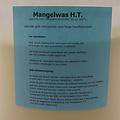 H.T. mangelwas