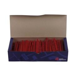 Riddersporen Avery Dennison nylon - Standaard - 15 mm á 5000 stuks - Rood