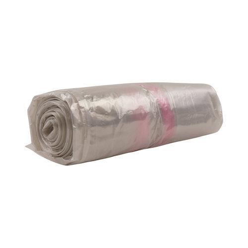 Water oplosbare zakken | Transparant  | 25 stuks per rol