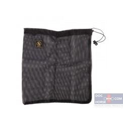 BR waszak 34x30 cm - Voor beenbeschermers - Zwart