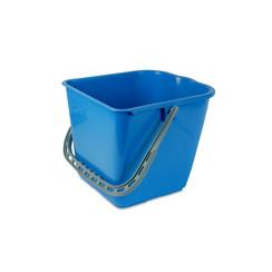 Mopemmer 15L - Blauw - Voor Mopwagen