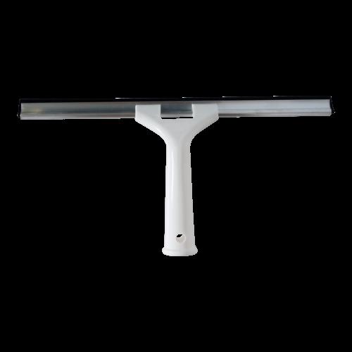 Raamtrekker kunststof - 25 cm - Wit