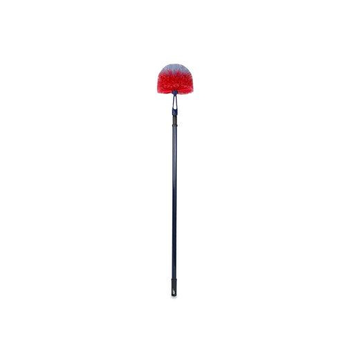 Ragebol - Kunststof - Telesteel tot max. 163 cm