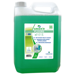 Vloerreiniger Christeyns - Green'R Floors 5 liter