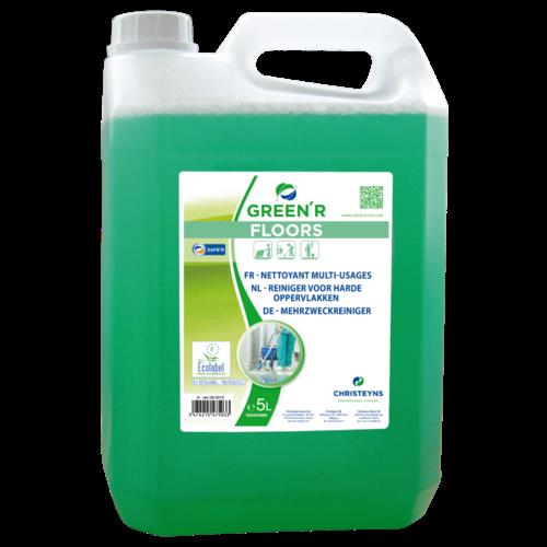 Vloerreiniger Christeyns - Green'R Floors 5 liter