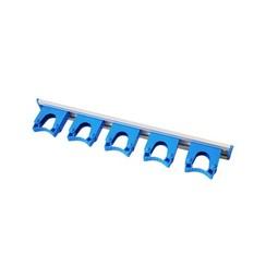Wandhouder Hillbrush HD6 5 Hold 1 - 51,5 cm - Blauw