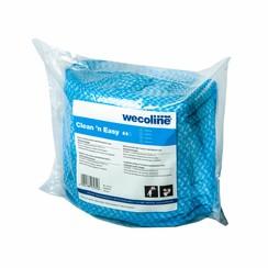 Navulling interieur doeken - 150 stuks - Wecoline - Clean 'n Easy