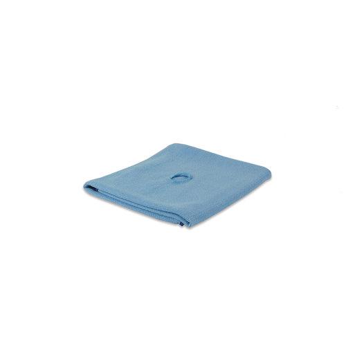 Microvezel dweil, voorzien van steelgat - 60x70 cm - 10 stuks