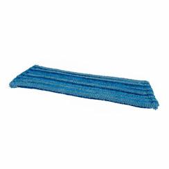Microvezel vlakmop Scrub (klamvochtig) - 45 cm -  5 stuks