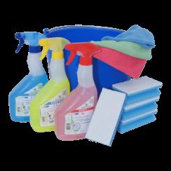 Basis schoonmaakpakket - Algemeen