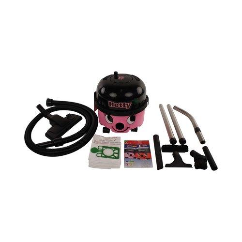 Stofzuiger Hetty Eco HET-180 incl. Kit AS1 -  Numatic - Roze