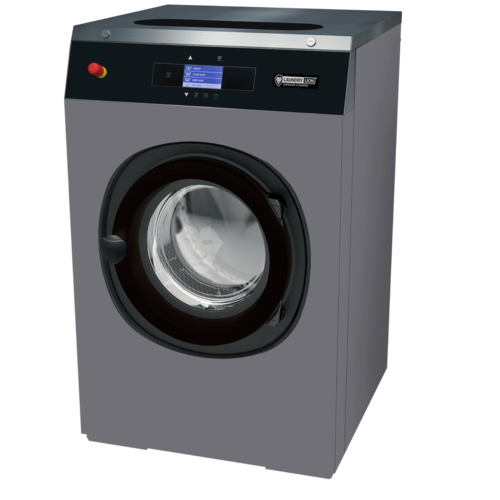 Industriële wasmachine 20 kg - LaundryLion HS-180