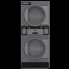 Industriële dubbele droger 2x20 kg - LaundryLion TDD-420R