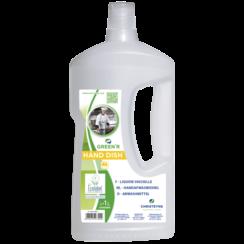 Afwasmiddel Christeyns - Green'R Hand Dish 1 liter