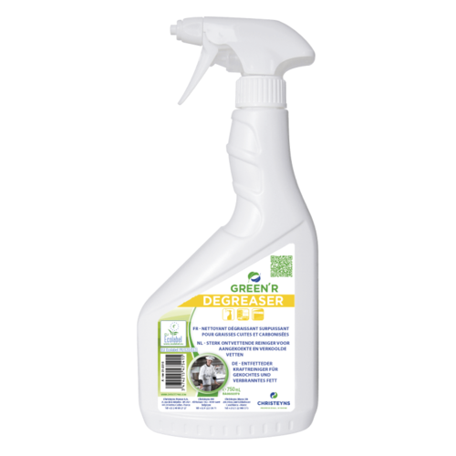 Ontvetter Christeyns - Green'R Degreaser 750 ml