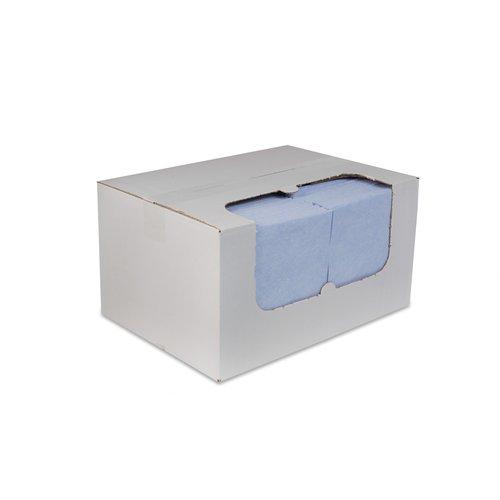 Reinigingsdoek KD 135 gram/m² nonwoven - 100 stuks - Wecoline