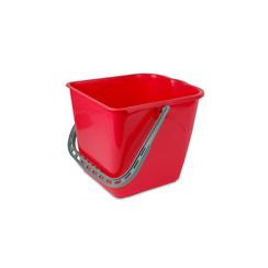 Mopemmer 25L - Rood - Voor Mopwagen