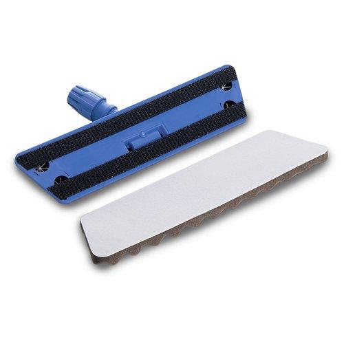 Stofwisframe ribbelfoam - 40 cm - Blauw