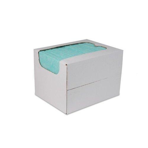 Reinigingsdoek KD 135 gram/m² nonwoven - 50 stuks - Wecoline