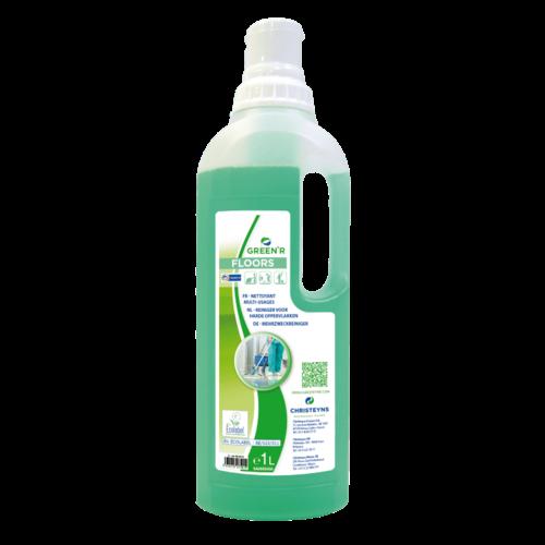 Vloerreiniger Christeyns - Green'R Floors 1 liter