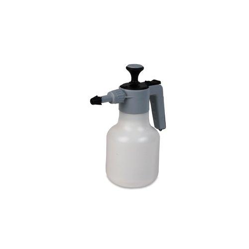 Sprayflacon met drukpomp - 1,5 liter - Grijs - Wecoline