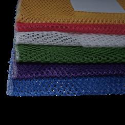 Premium wasnet 40x60 cm - Met knoopsluiting - In verschillende kleuren