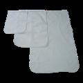 Wasnet 80x130 cm - Met ritsafsluiting - Wit