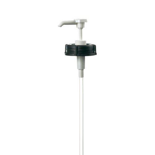 Doseerpomp jerrycan 10 en 20 liter - DIN 61 - Zwart