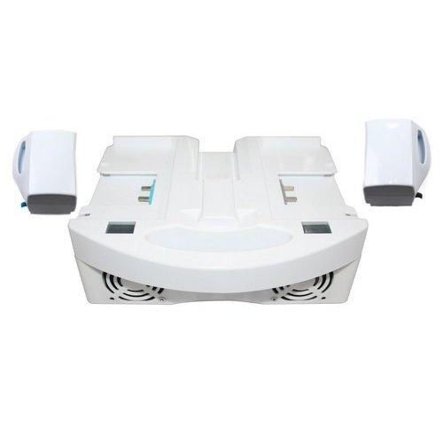 Oplader set i-charge 9 - Incl i-power 9 links en rechts