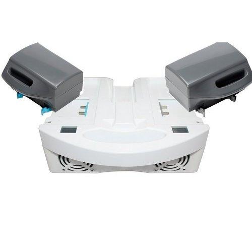 Oplader set i-charge 9 - Incl i-power 14 links en rechts