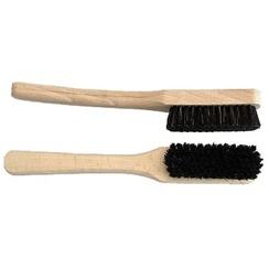 Detacheerborstel - Smal 20 mm - Donkere natuurlijke haren