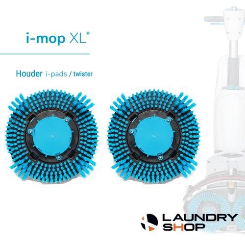 Pad driver - 2 stuks - Voor i-mop XL - Lichtblauw