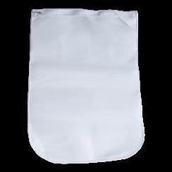 Wasnet 40x60 cm - Fijnmazig met ritsafsluiting - Wit