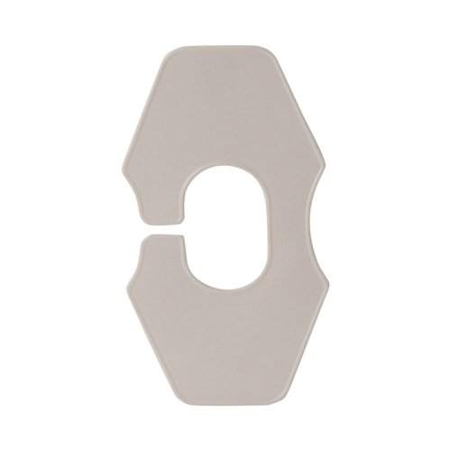 Maatscheider - 116x75 mm - Wit - Per stuk