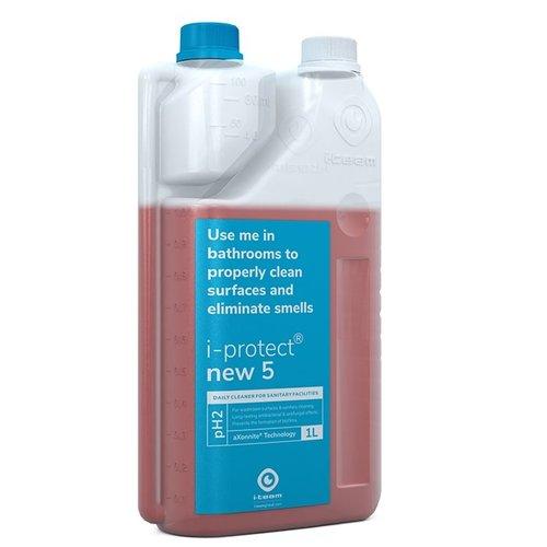 Sanitairreiniger i-protect N5 - 1 liter